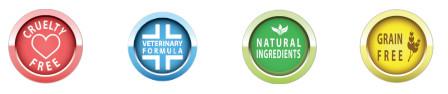 Terveelliset ja luonnolliset raaka-aineet, viljaton