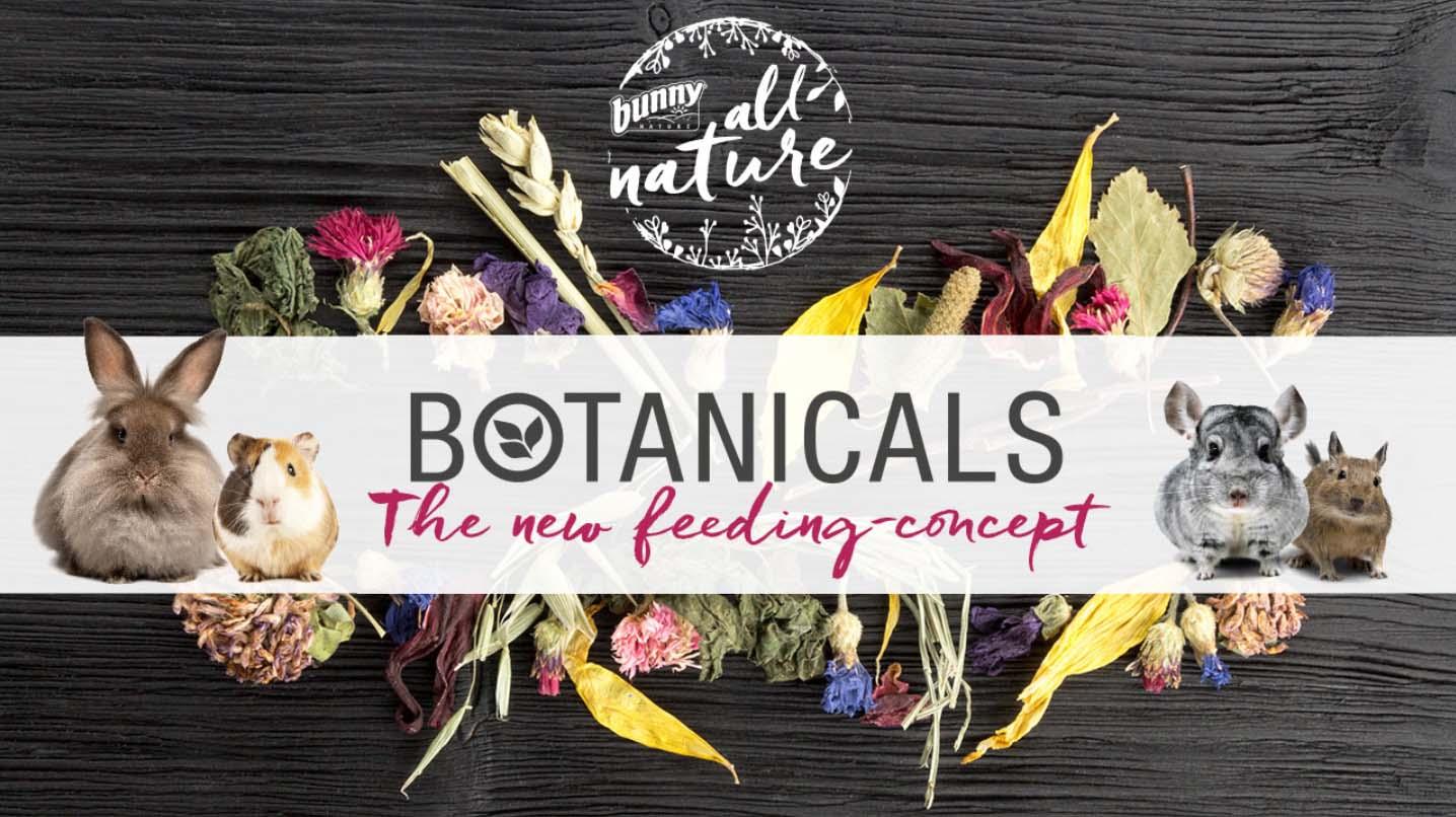 Bunny Botanicals -uusi ruokintakonsepti
